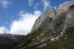 Montaña - Austria Imágenes de archivo libres de regalías