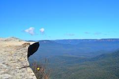 Montaña azul 10 Imagen de archivo libre de regalías