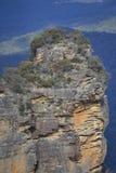 Montaña azul Australia imágenes de archivo libres de regalías