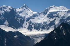 Montaña Belukha Fotos de archivo