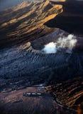 Montaña caliente Fotografía de archivo