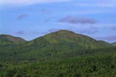 Montaña calva foto de archivo