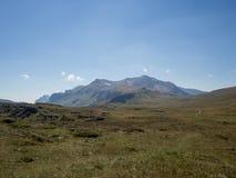 Montaña caucásica Abadzesh de la reserva Imagen de archivo libre de regalías