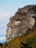 Montaña de abuelo Foto de archivo libre de regalías
