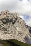 Montaña de Ai-Petri fotografía de archivo