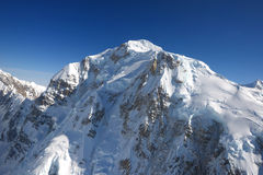 Montaña de Alaska Foto de archivo libre de regalías