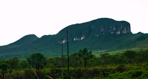 Montaña de Baleia Fotografía de archivo libre de regalías