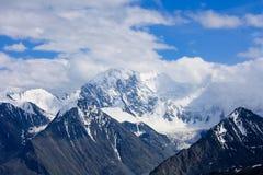 Montaña de Belukha foto de archivo