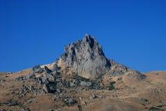 Montaña de Besh Barmag/cinco dedos Imágenes de archivo libres de regalías