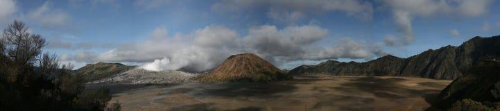 Montaña de Bromo Imagen de archivo