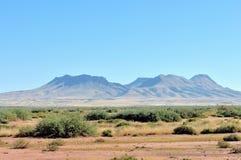 Montaña de Brukkaros Foto de archivo libre de regalías