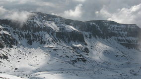 Montaña de Bucegi Fotos de archivo