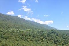 Montaña de Cangshan imágenes de archivo libres de regalías