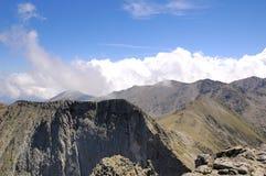 Montaña de Canigou Fotos de archivo