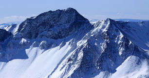 Montaña de Changbai Imágenes de archivo libres de regalías