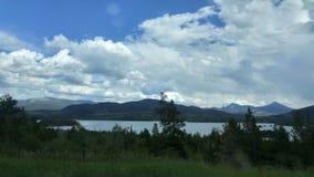 Montaña de Colorado Imágenes de archivo libres de regalías