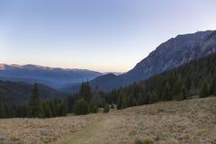 Montaña de Costila Foto de archivo libre de regalías