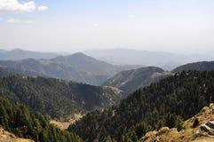 Montaña de Dalhousie Imagenes de archivo