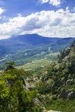 Montaña de Demerji Imagen de archivo