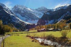 Montaña de Dishma Fotografía de archivo