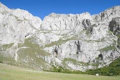 Montaña de Dolomies Imagen de archivo