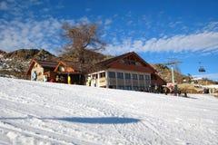 Montaña de Dolomiti, trentino, Italia Foto de archivo libre de regalías