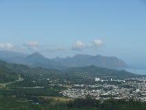 Montaña 2 de Hawaii Foto de archivo