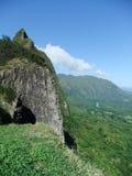 Montaña 5 de Hawaii Imágenes de archivo libres de regalías