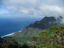 Montaña 5 de Hawaii Foto de archivo