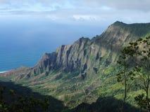 Montaña 8 de Hawaii Imagen de archivo libre de regalías