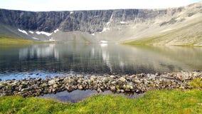 Montaña de Hibiny Imágenes de archivo libres de regalías