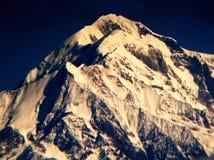 Montaña de Himalaya Foto de archivo libre de regalías
