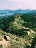 Montaña de Hong-Kong imagen de archivo libre de regalías