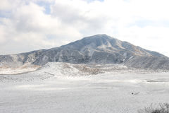 Montaña de Japaneses Fotografía de archivo libre de regalías