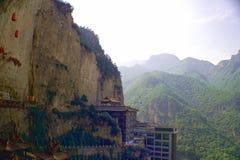 Montaña de Jiexiu Mian Fotos de archivo libres de regalías