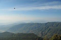 Montaña de Jizu Fotografía de archivo libre de regalías