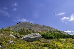 Montaña de ka del ¾ del› Å de SnÄ Foto de archivo