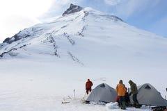 Montaña de Kamen. Fotos de archivo libres de regalías