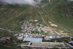 Montaña de Kavron Imagenes de archivo