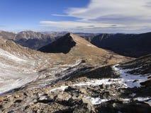 Montaña de Kelso imagen de archivo