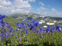 Montaña de Korolevsky Belok fotos de archivo