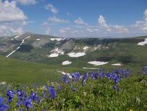Montaña de Korolevsky Belok fotografía de archivo libre de regalías