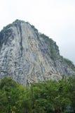 Montaña de la adoración como perspectiva Fotos de archivo
