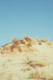 Montaña de la arena imagen de archivo