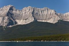 Montaña de la cascada Foto de archivo