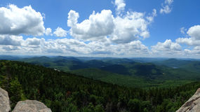 Montaña de la grúa Foto de archivo