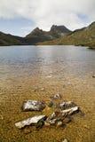 Montaña de la horquilla Fotografía de archivo libre de regalías