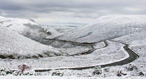 Montaña de la nieve de Tíbet Imagenes de archivo