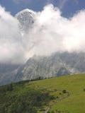 Montaña de la nieve del dragón del jade Fotos de archivo libres de regalías