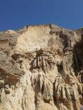 montaña de la piedra arenisca Fotografía de archivo